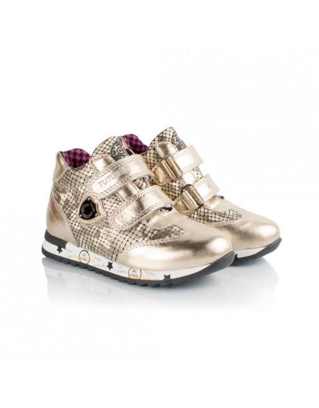 Демисезонные ботинки для девочки Tutubi р.26,30
