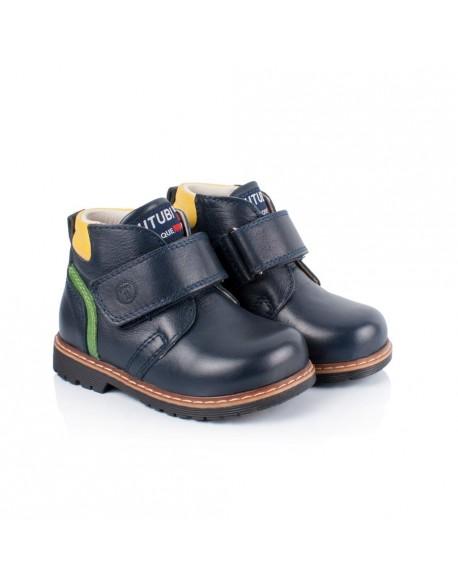 Ортопедические ботинки Tutubi 3017-18 Турция р.21