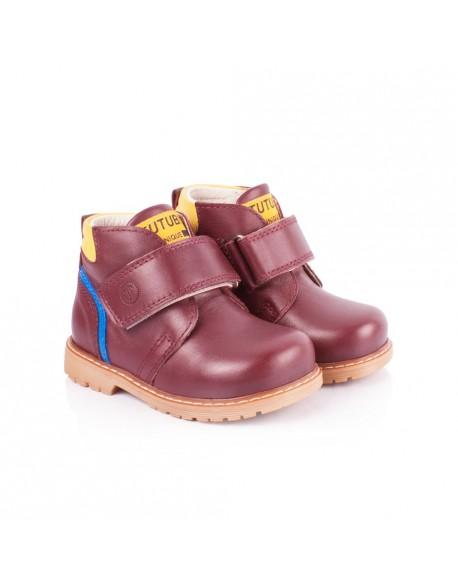 Детские ботинки Tutubi Турция, р.21,22,24,25