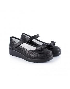 Ортопедические туфли Azra Турция черные