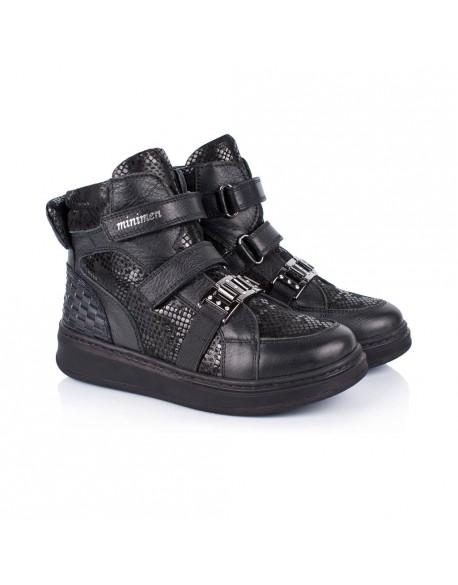 Демисезонные ботинки Minimen 210-44 Турция р.32,33,34,35