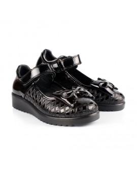 Туфли ортопедические Azra Турция черные