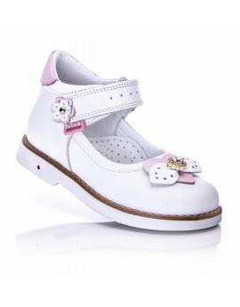 Туфли для девочки белые Tutubi р.26